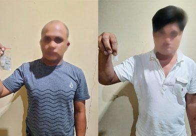 Polisi Ringkus 2 Warga Sedang Transaksi Narkoba