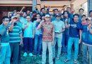 Tiba di Banggai, Amir Gencarkan Silaturahmi