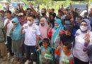 Kampanye di Luwuk Timur, AT Disambut Hangat Warga